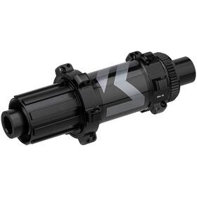 NEWMEN Road Achternaaf 12x142mm CL Shimano Gen2, zwart